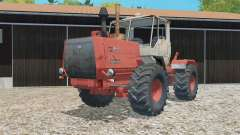 T-150K suave color rojo para Farming Simulator 2015