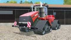 Case IH Steiger 1000 Quadtrac The Red Baron para Farming Simulator 2015