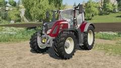 Fendt 700 Vario swing axle improved para Farming Simulator 2017