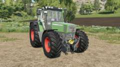 Fendt Favorit 500 C extra tire configurations para Farming Simulator 2017