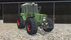 Fendt Favorit 615 LSA Turbomatik E real lights para Farming Simulator 2015