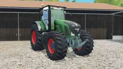 Fendt 936 Vario Forest Edition para Farming Simulator 2015