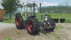 Fendt Favorit 615 LSA Turbomatik E para Farming Simulator 2013