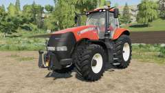 Case IH Magnum 300 CVX speed increased para Farming Simulator 2017