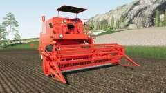 Bizon Super Z056 light improved para Farming Simulator 2017
