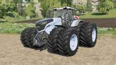 Fendt 1000 Vario wider twin wheels para Farming Simulator 2017