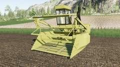 Fortschritt E 281-E multicolor para Farming Simulator 2017