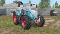 Fendt 700 Vario bondi blue para Farming Simulator 2017