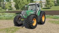 Fendt 800 Vario TMS rim color support para Farming Simulator 2017