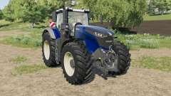 Fendt 1000 Vario improved front axle suspension para Farming Simulator 2017