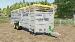 Joskin Betimax RDS 7500 para Farming Simulator 2017