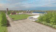 Iowa Farms and Forestry v2.0 para Farming Simulator 2015