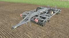 Kuhn Performer 4000 multicolor para Farming Simulator 2017