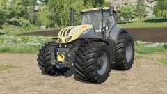 Steyr Terrus 6000 CVT Terra tires added para Farming Simulator 2017