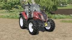 New Holland T5.120 Fiat Centenariꝍ para Farming Simulator 2017