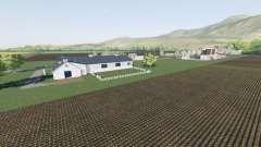 Sunrise Farms v1.0.0.1 para Farming Simulator 2017