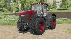 JCB Fastrac 8000 BiTurbo para Farming Simulator 2017