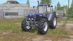 New Holland 8340 new sound para Farming Simulator 2017