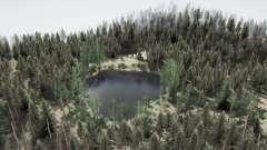Forest Hills para MudRunner