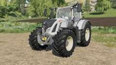 Fendt 700 Vario extended wheel configuration para Farming Simulator 2017