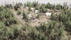 Las dos orillas de la aldea para MudRunner
