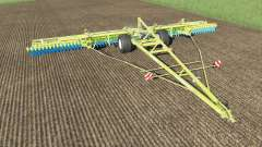 Lemken Gigant 12S-1600 Heliodor 9 multicolor para Farming Simulator 2017