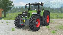 Fendt 820 Vario TMS various animations para Farming Simulator 2013