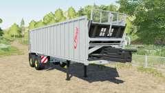 Fliegl ASS 298 Gigant added selectable capacity para Farming Simulator 2017