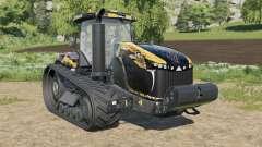 Challenger MT800E Field Python para Farming Simulator 2017