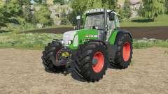 Fendt 818 Vario TMS islamic green para Farming Simulator 2017