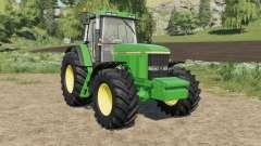 John Deere 7010 para Farming Simulator 2017