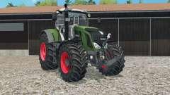 Fendt 828 Vario móvil trasero attacheɽ para Farming Simulator 2015