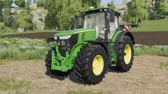 John Deere 7R-series chiptuning para Farming Simulator 2017