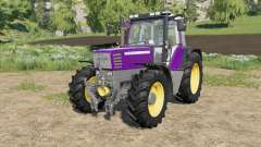 Fendt Favorit 500 C Turboshift design colorable para Farming Simulator 2017