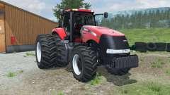 Case IH Magnum 340 dual rear wheels para Farming Simulator 2013