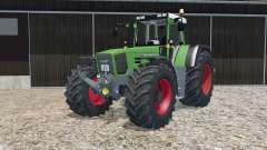 Fendt Favorit 824 Turboshift with basic scripts para Farming Simulator 2015