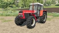 Zetor 16145 added beacons and aprons para Farming Simulator 2017