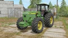 John Deere 4755 may green para Farming Simulator 2017