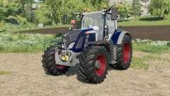 Fendt 700 Vario Bos 3-color para Farming Simulator 2017