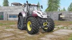 Steyr Terrus 6000 CVT Rowtrac para Farming Simulator 2017