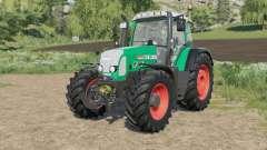 Fendt 818 Vario TMS munsell green para Farming Simulator 2017