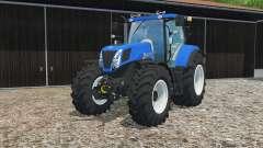 New Holland T7.270 true blue para Farming Simulator 2015