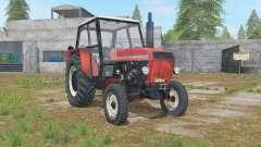 Zetor 8111 carmine pink para Farming Simulator 2017
