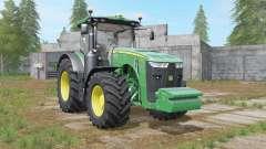 John Deere 8R-series revamped dirt textures para Farming Simulator 2017