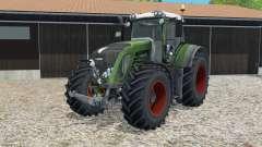 Fendt 933 Vario mughal green para Farming Simulator 2015