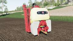 Hardi Mega 2200 work speed 30 km-h para Farming Simulator 2017
