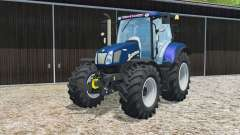 New Holland T6.160 Basildon 50 Years para Farming Simulator 2015