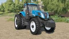 New Holland T8-series American para Farming Simulator 2017