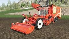 Grimme Varitron 470 working speed 25 km-h para Farming Simulator 2017