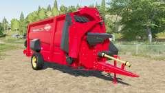 Kuhn Primor 15070 faster overloading para Farming Simulator 2017